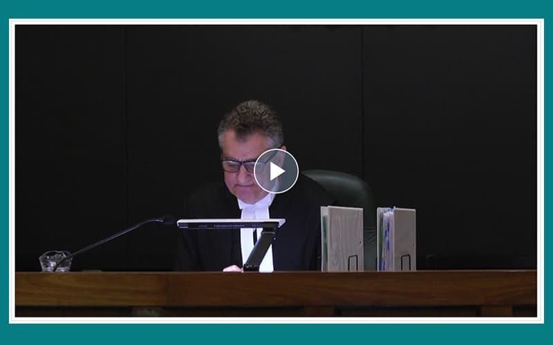 Faruk Orman Appeal Ruling